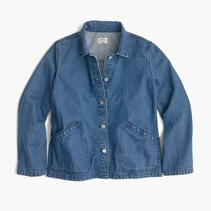 J Crew chore coat